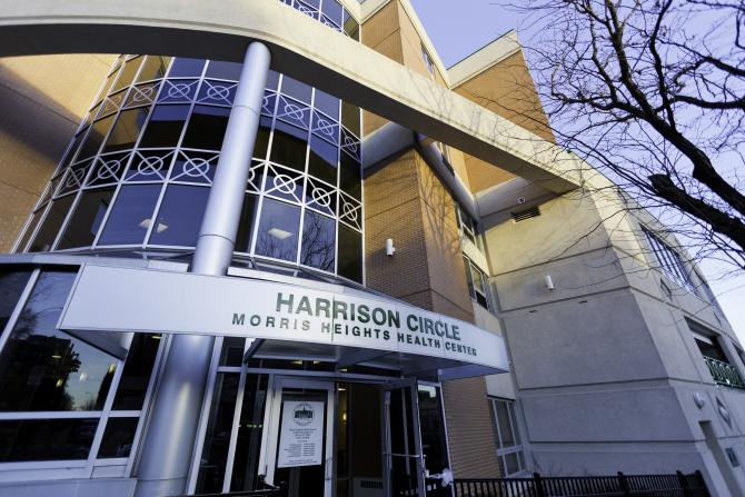 Harrison Circle