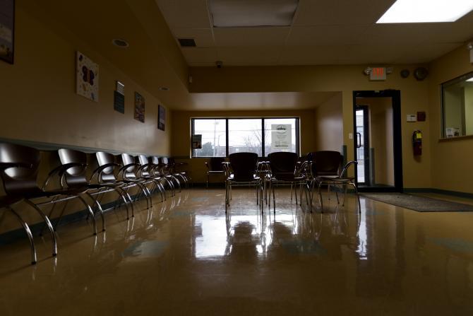 Vanguard Waiting Room