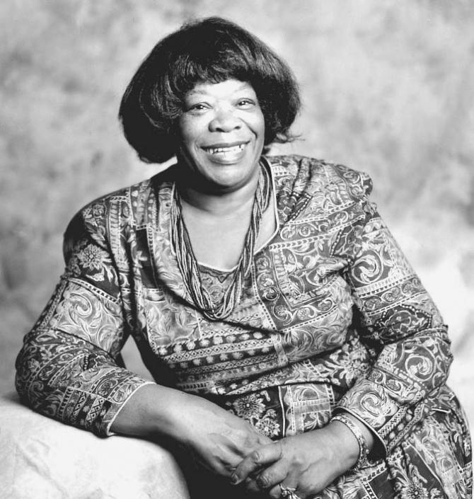 Founding Mother Willie Mae Jackson