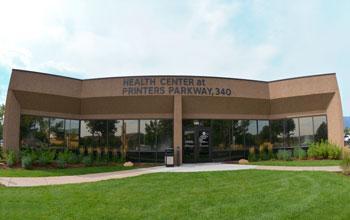 Peak Vista Health Center at Printers Pkwy, 340
