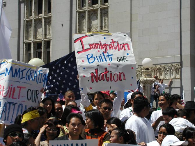 Immigration Event