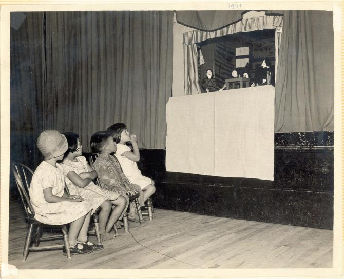 Children's Puppet Show