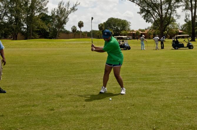 Celebrity Golf Tournament