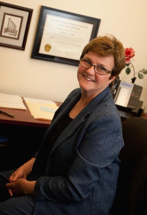 Gloria Crull, CEO