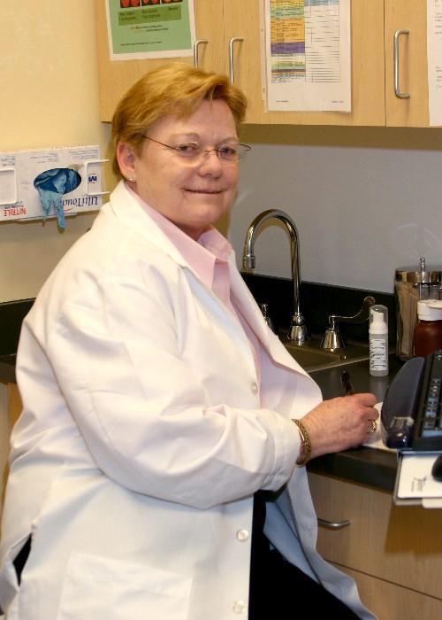 Family Nurse Practitioner Diane Spalding