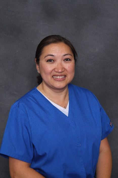 Dr. Lan-Tu Holem, Dental Director