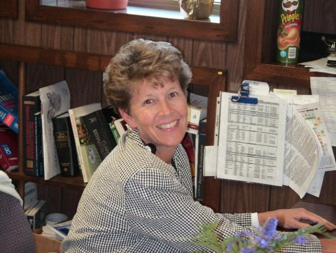Family Nurse Practitioner Beth Sweeney