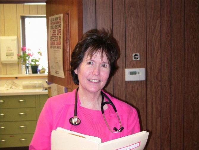 Dr. Sharon Carmingnani