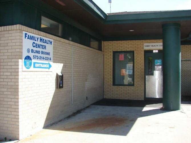 Family Health Center at Blind Boone