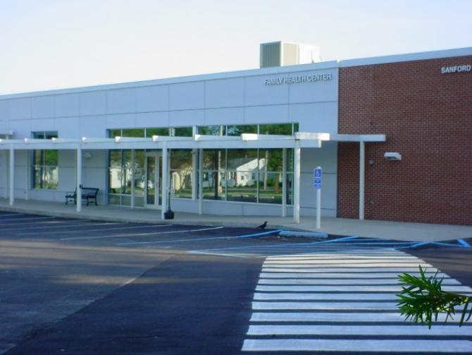 Family Health Center at Worley