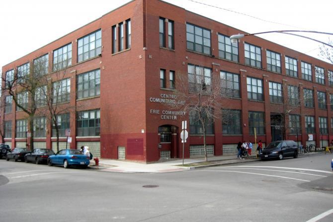 Erie West Town Building