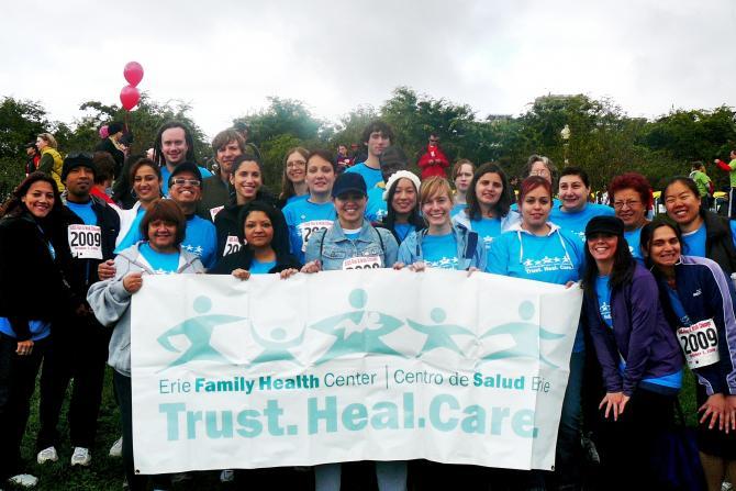 Chicago AIDS Foundation 5k Run