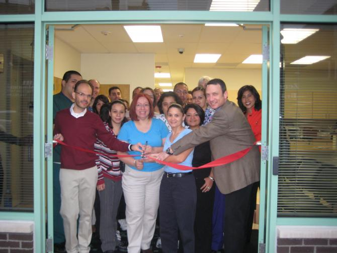 Erie Helping Hands Grand Opening
