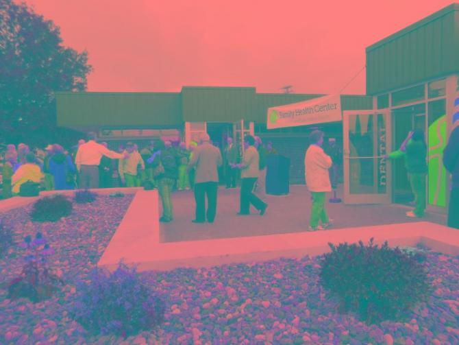 Family Health Center Grand Opening - Marceline
