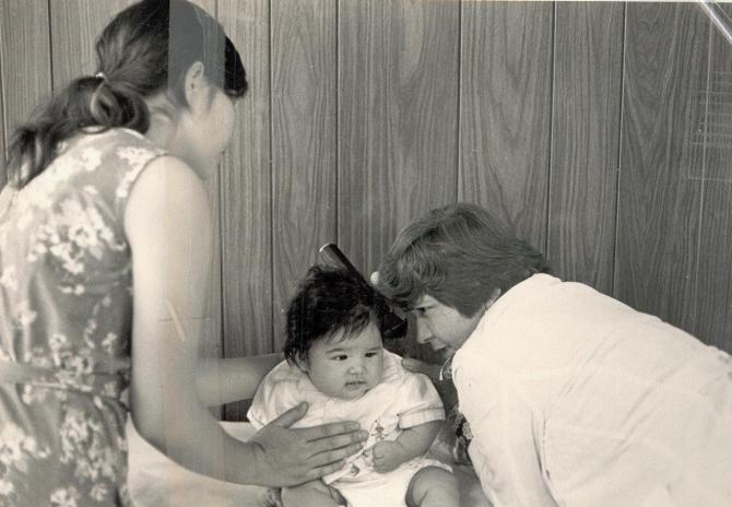 Newborn Check-Up