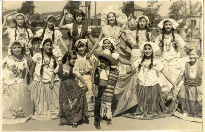 Neighborhood Party, 1930s