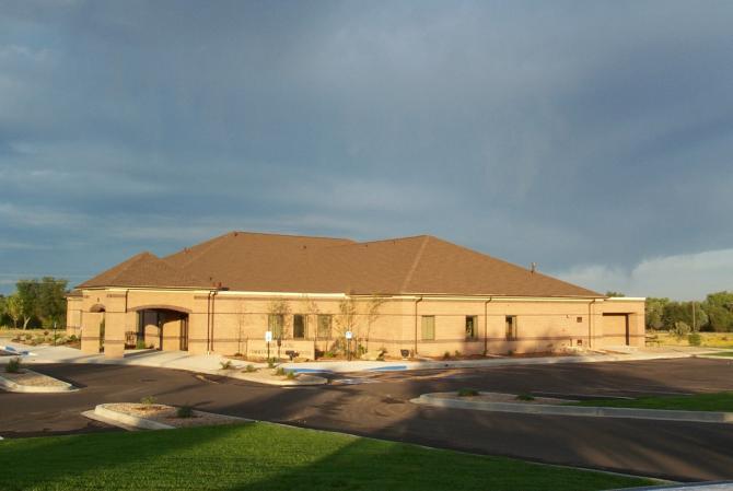High Plains Community Health Center