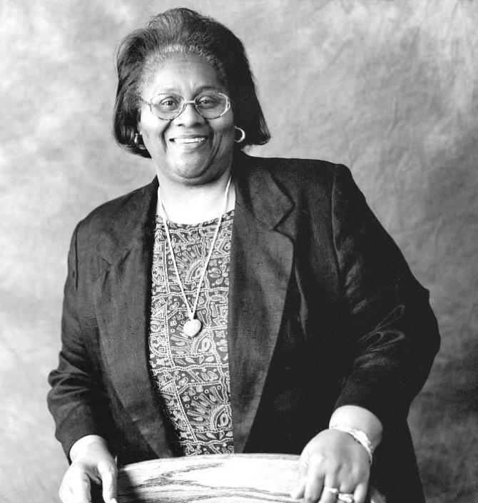 Founding Mother Rev. Jeannette J. Phillips