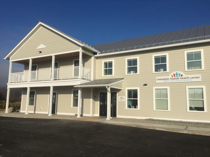 Champlain Islands Health Center