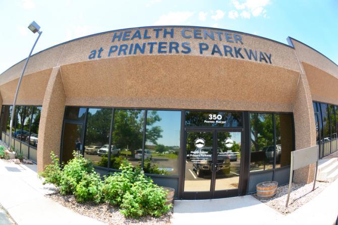 Peak Vista Health Center at Printers Pkwy, 350