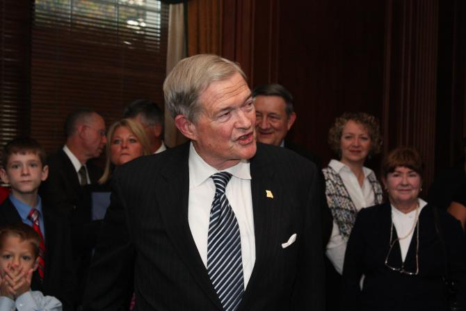 Guest: U.S. Senator Christopher S. Bond
