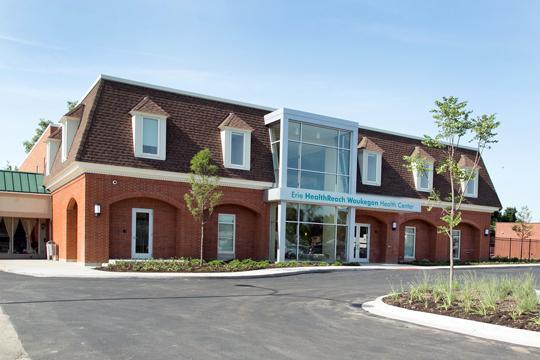 Erie HealthReach Waukegan Health Center