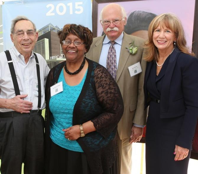 40th Anniversary Celebration with Dr. Jack Geiger