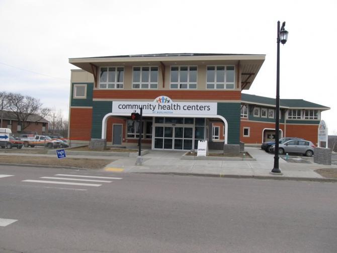 Riverside Health Center, Renovated 2012