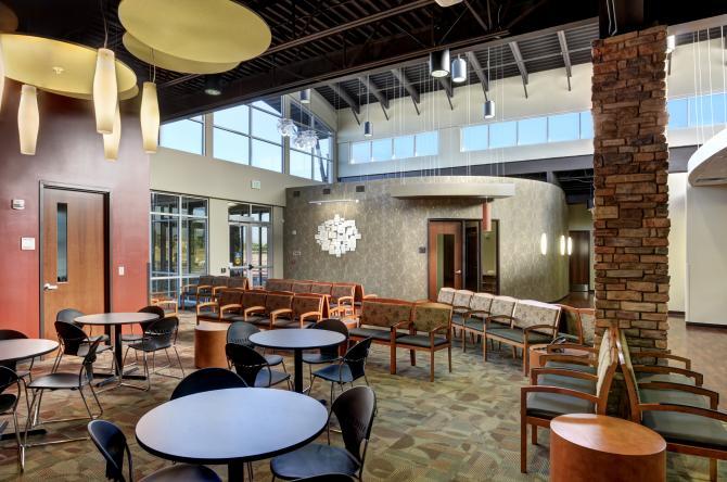Peak Vista Health Center at Fountain (interior)