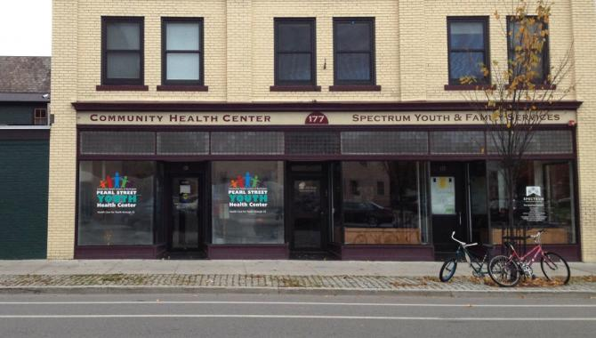 Pearl Street Youth Health Center