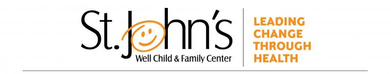 St. John's Well Child And Family Center