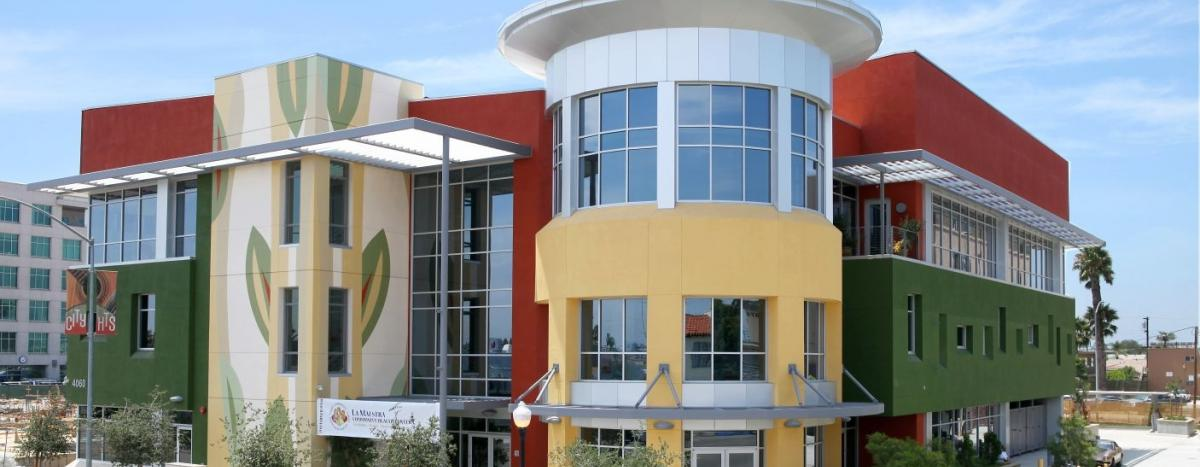 La Maestra Community Health Centers