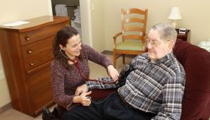 Making Connections: Community Health Centers go the Extra Mile for Elders