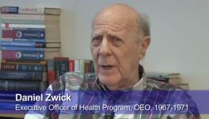 Daniel Zwick: The Community Action program and early activist neighborhood health reform
