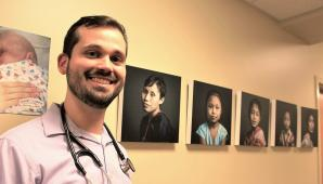 Full Circle: Once a Peds Patient, Now a Doctor at Jericho Road
